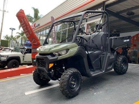 Defender Hds 2020 Can Am