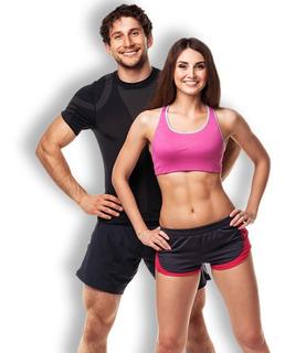 1ns4n1ty Max30 Rutina Fitness Ejercicio En Ks30min Sin Pesas