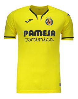 Camisa Joma Villarreal Home 2020