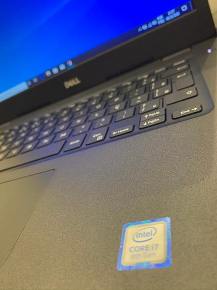 Notebook Dell Latitude 3490 I7-8ªger 16gb Ssd 256gb