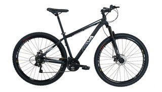 Bicicleta Aro 29 Mtb Alum. Rava Pressure 21v Shimano F/disco