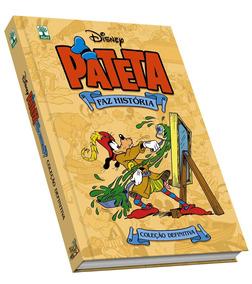 Hq Pateta Faz História 3 Volumes W Disney Coleção Definitiva