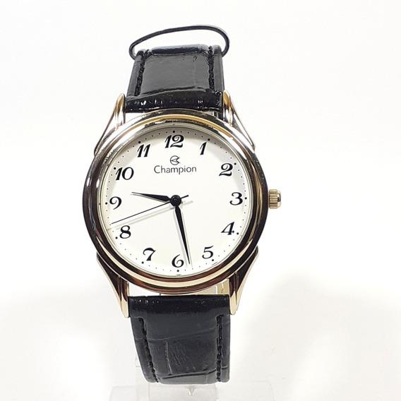 Relógio Social Champion Ch22219 Dourado Tamanho Médio