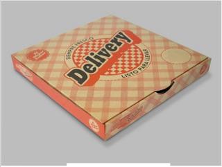 Cajas Pizza 32cm Por 32cm Por 25 Unidades Mercado Envios