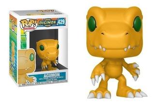 Funko Pop Agumon #429 Digital Digimon Monsters Animation