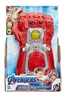 Avengers Iron Man Guantelete Rojo E95085l00