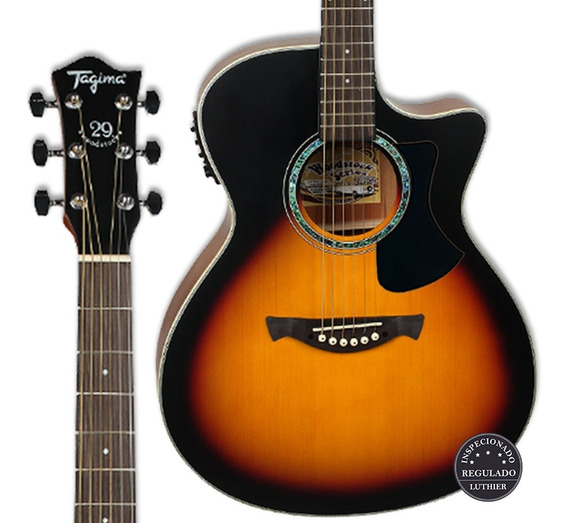 Violão Tagima Woodstock Tw-29 Ds Oferta! Musical Store