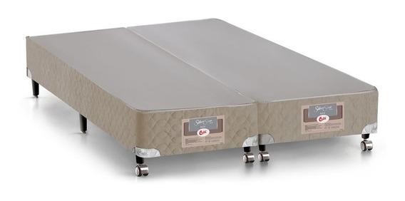 Base Cama Box Castor Silver Star Air Pocket Kit 2 Unidades