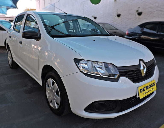 Renault Sandero Authentic 1.0 8v Flex 4p 2018