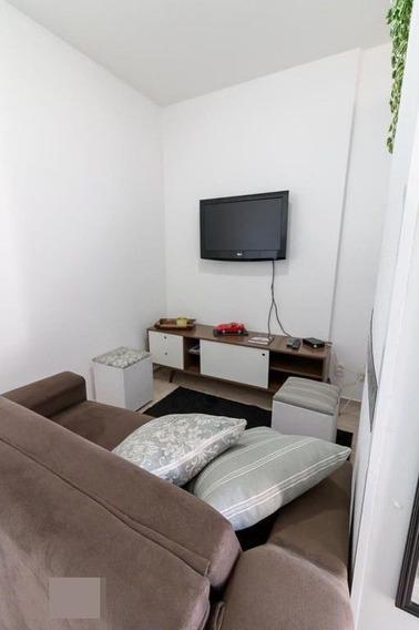 Studio Com 1 Dormitório Para Alugar, 29 M² - Gopoúva - Guarulhos/sp - St0031