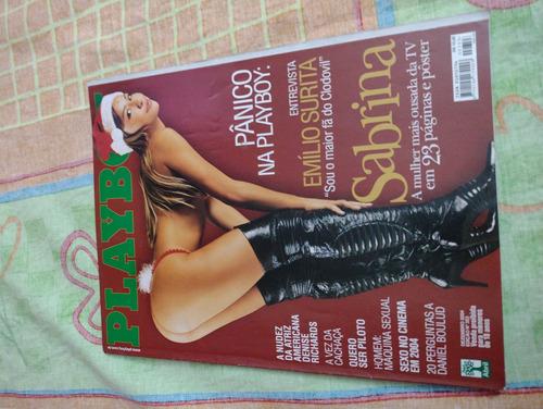 Imagem 1 de 1 de Revista Playboy Sabrina Sato