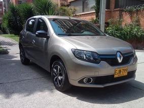 Renault Sandero Automático Versión Exclusive