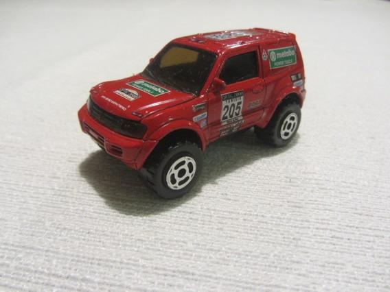 Miniatura Mitsubishi Pajero 205full 3p Ano 2000 - Majorette