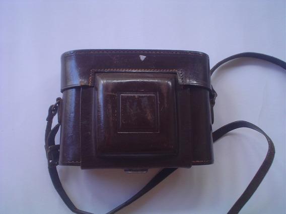 Perfeita Câmera De Fole Zeiss Nettar Germany 1955 Com Case