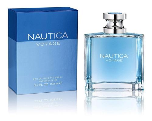 Perfume Nautica Voyage Original Men 100m - L a $216