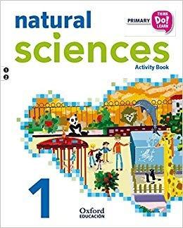 Imagen 1 de 1 de Natural Sciences 1 - Activity Book - Oxford