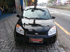 Ford Fiesta Hatch 1.0 Flex 2009 Preto