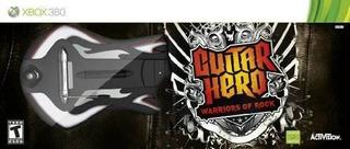 Guitar Hero: Warriors Of Rock (guitarra Bundle) (xbox 360)