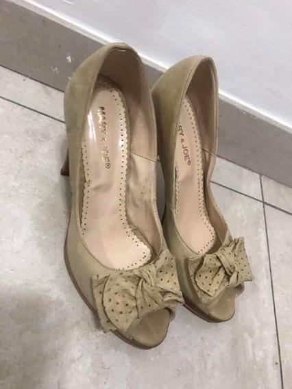Zapatos Mary & Joe, Impecables