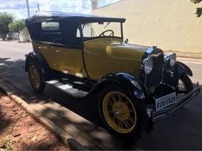 Ford 1929 Modelo A Ford Bigode