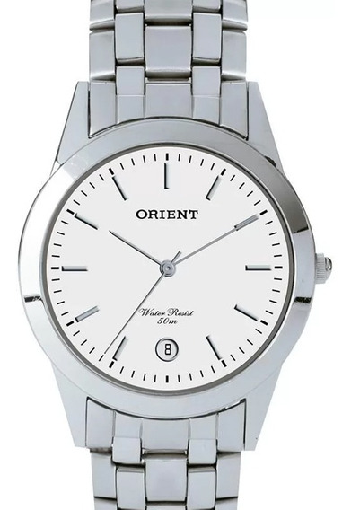 Relógio Orient Unissex Mbss1004a B1sx C/ Garantia E Nf