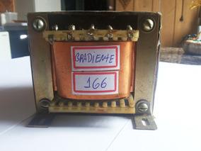 Transformador De Força Do Amplificador Gradiente Mod 166