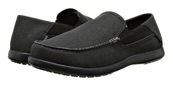 Crocs Nautico Santa Cruz 2 Luxe Black Black