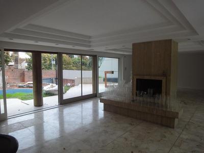Casa En Alquiler 5 Dormitorios, Jardín Pileta - V.lopez-vias/maipu