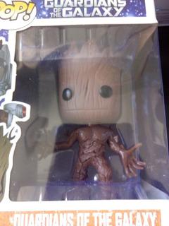 Funko Pop Groot Guardianes De La Galaxia Avengers