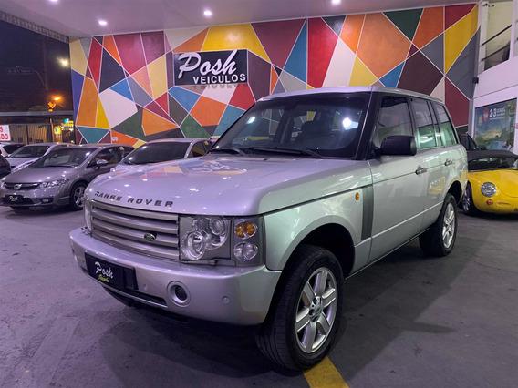 Land Rover Range Rover 4.4 Hse 4x4 V8 32v Gasolina 4p
