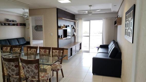 Apartamento 2 Suítes Por R$ 383 Mil - Canto Do Forte - P.g.