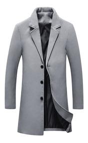 bce96d8194e Abrigo Hombre - Vestuario y Calzado en Mercado Libre Chile