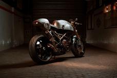 Mecanica, Pintura, Cafe Racer, Harley, Brat, Restauracion