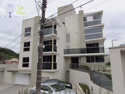 Apartamento Residencial À Venda, Garcia, Blumenau. - Ap0150