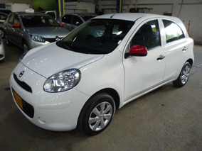 Nissan March 2018.