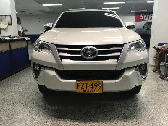 Toyota Fortuner 2.4 2019