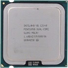 Processador Intel 775 Dual Core E2140 1.6ghz Oem