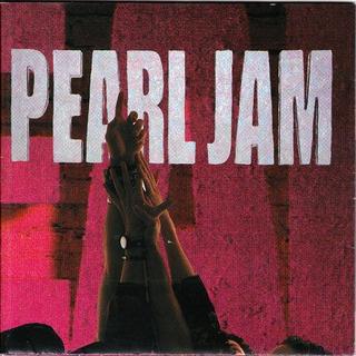 Tnms Cd Pearl Jam ¿ Ten Cd