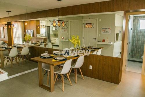 Imagem 1 de 18 de Apartamento Com 2 Dormitórios À Venda, 71 M² Por R$ 478.638,00 - Centro - São Leopoldo/rs - Ap2804