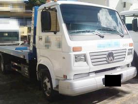 Vw 8-150e Delivery 2005 Plataf. 6m, (+5% Pg Pelo Comprador)