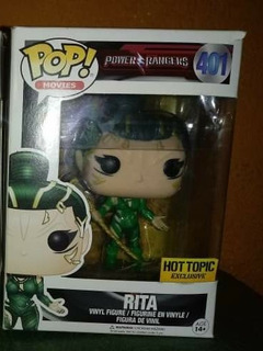 Rita Repulsa Funko Pop! Exclusivo Hot Topic