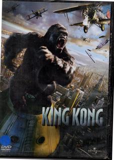 Dvd King Kong (2005) Frete R$ 12,00