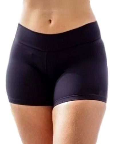Short Legging Feminino Academia De Cotton Pronta Entrega