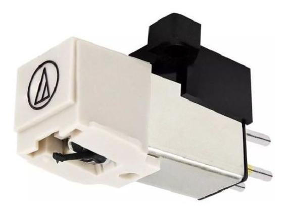 Agulha Vitrola Toca Discos Audio-technica Atn3600l Capsula