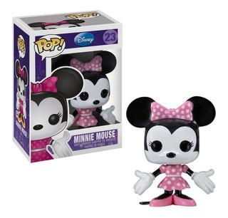 Funko Pop Figura Disney Minnie Int 2476 Original Wabro
