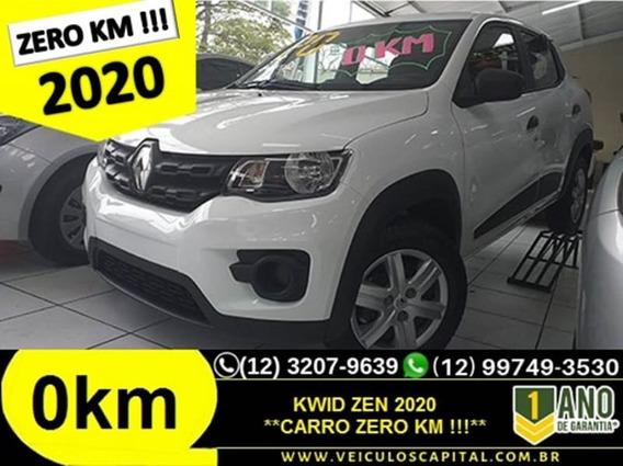 Renault Kwid Zen 1.0 Flex 12v 5p 2020