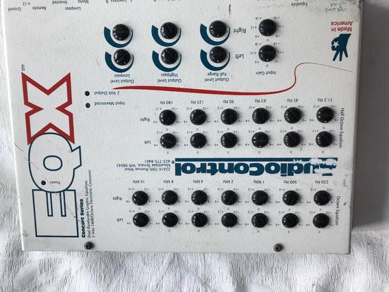 Audiocontrol Ecualizador Parametrico Eqx Mejora Tu Audio