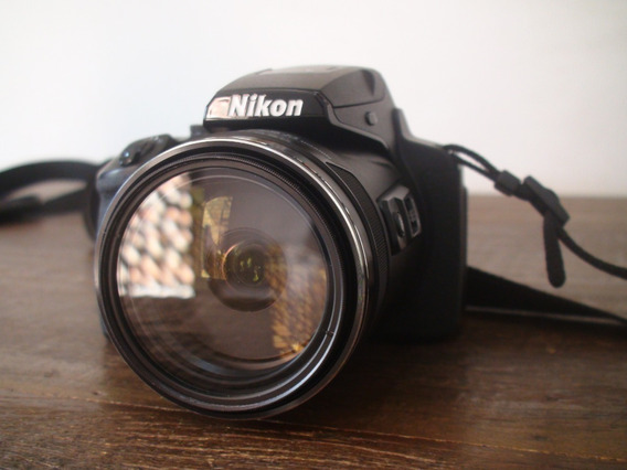Nikon P900 Super Zoom Apenas 5.200 Cliques