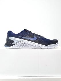 Tenis Nike Metcon 4 Metallic Feminino Azul N. 35 36 E 37