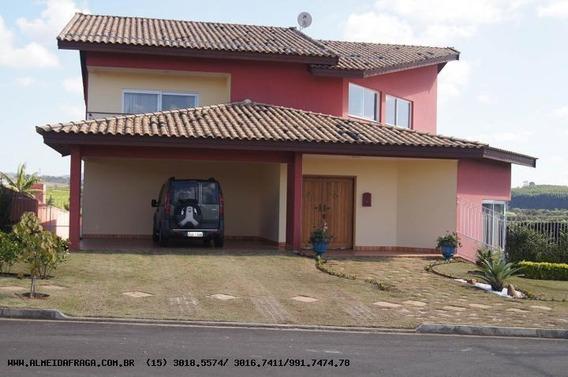 Casa Em Condomínio Para Venda, Araçoiaba Da Serra, 3 Dormitórios, 1 Suíte, 4 Banheiros, 4 Vagas - 340_1-520092